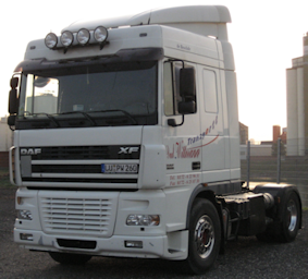 2006 DAF 95 Spacecab