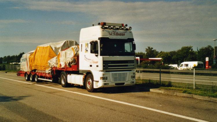2004 Semi-Tieflader