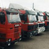 erster Abstellplatz 1991